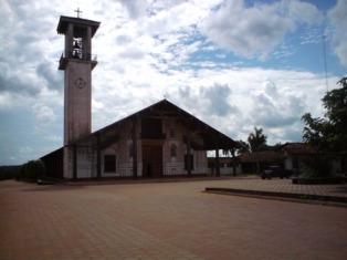 Foto de la Catedral de San Ignacio